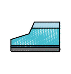 Shoe icon image vector