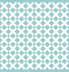 tile pastel x cross pattern for decoration vector image