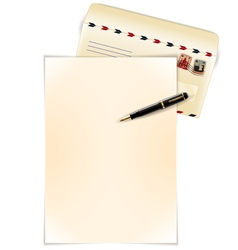 Write a letter vector