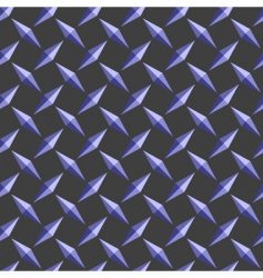 Diamond pattern background vector