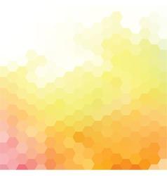 Light grid pattern vector image