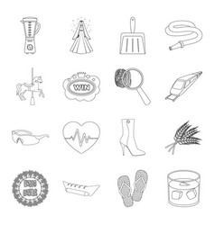 Service wedding transport and other web icon in vector