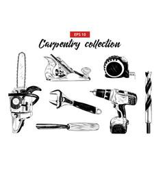 engraved style for logo emblem label or poster vector image