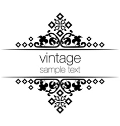 Ornate vintage frames 03 vector