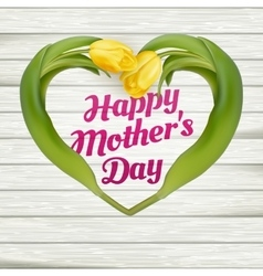 Happy mother day EPS 10 vector image vector image