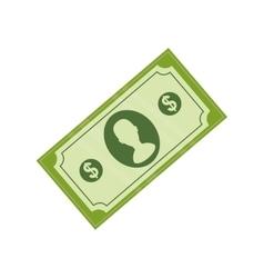 Billet money cash vector