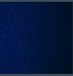 Binary background vector