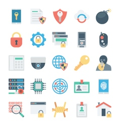 Crime and Security Icons 2 vector