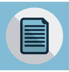 File design vector
