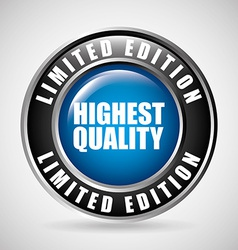 guaranteed seal vector image