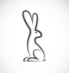 Image of an rabbit design vector