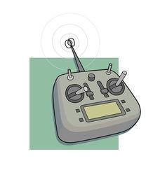 Radio remote control vector