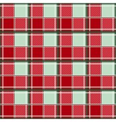 Red Green Chessboard Background vector