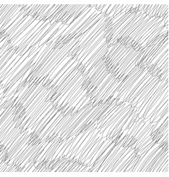 Sketch seamless pattern vector
