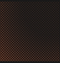 abstract halftone diagonal square pattern vector image