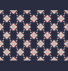 seamless ornament pattern for textile vector image vector image