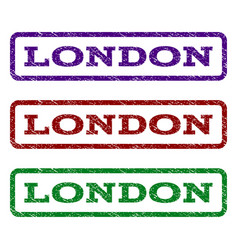 London watermark stamp vector
