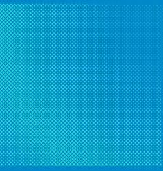 Retro halftone square pattern background vector