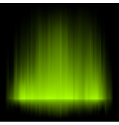 Aurora borealis background vector