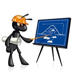 Building Presentation vector image