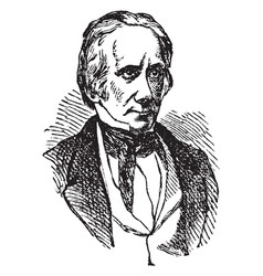 henry clay vintage vector image