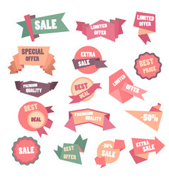 super big sale shining banner on colorful vector image
