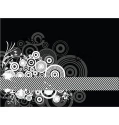 abstract grunge vector image