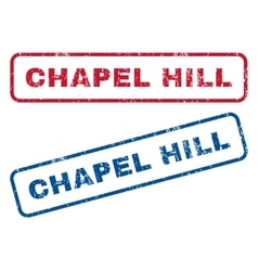 Chapel Hill Rubber Stamps vector