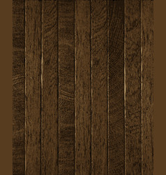 Old wooden boards vector