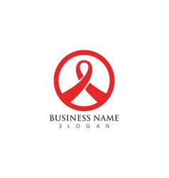 Ribbon logo symbols and icons templates vector