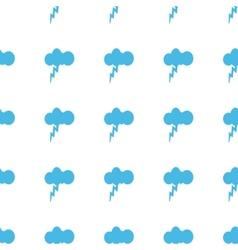 Unique Storm seamless pattern vector image