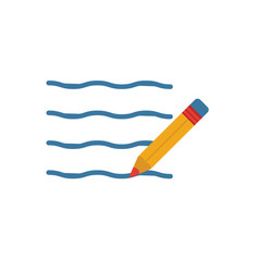 Grammar icon simple element from school icons vector