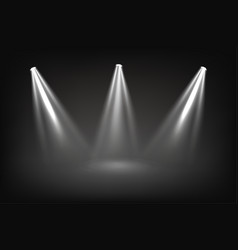 Light effect on transparent background eps 10 vector