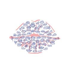 Lips se vector