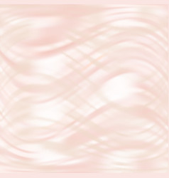 Pale pink wavy lace background vector