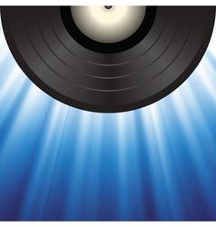 Vinyl background vector