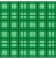 Green Tartan Background vector