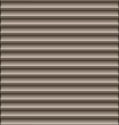 Roller shutter vector image