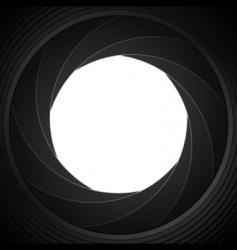 shutter frame vector image