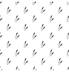 Iodine sticks pattern vector