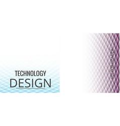 colorful mosaic covers design minimal geometric vector image