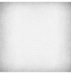 Canvas texture vector image vector image