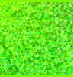 abstract mosaic triangle tile pattern background vector image