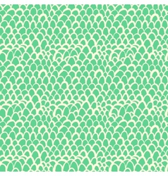 Nautical pattern inspired by tropical fish skin vector image
