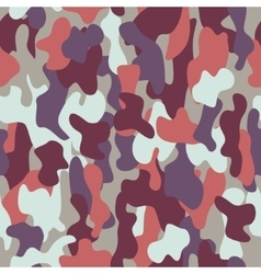 Camouflage seamless pattern 04 vector image vector image