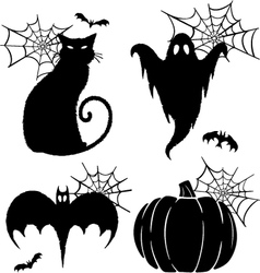 Halloween Graphics vector image vector image