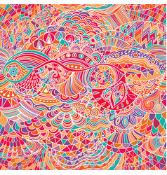pattern abstract background with colorful vector image