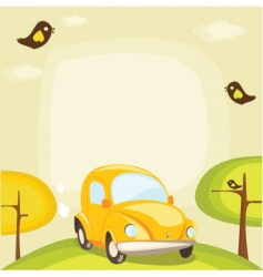 Animation nature vector