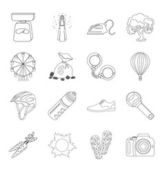 Finance justice wedding and other web icon in vector
