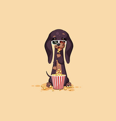Stock emoji cartoon character vector